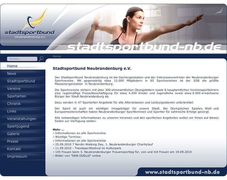 Stadtsportbund Neubrandenburg