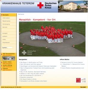 DRK Krankenhaus Teterow