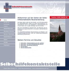 Selbshilfekontaktstelle Neubrandenburg