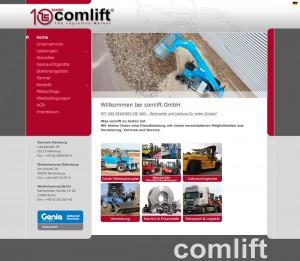 10 Jahre comlift GmbH