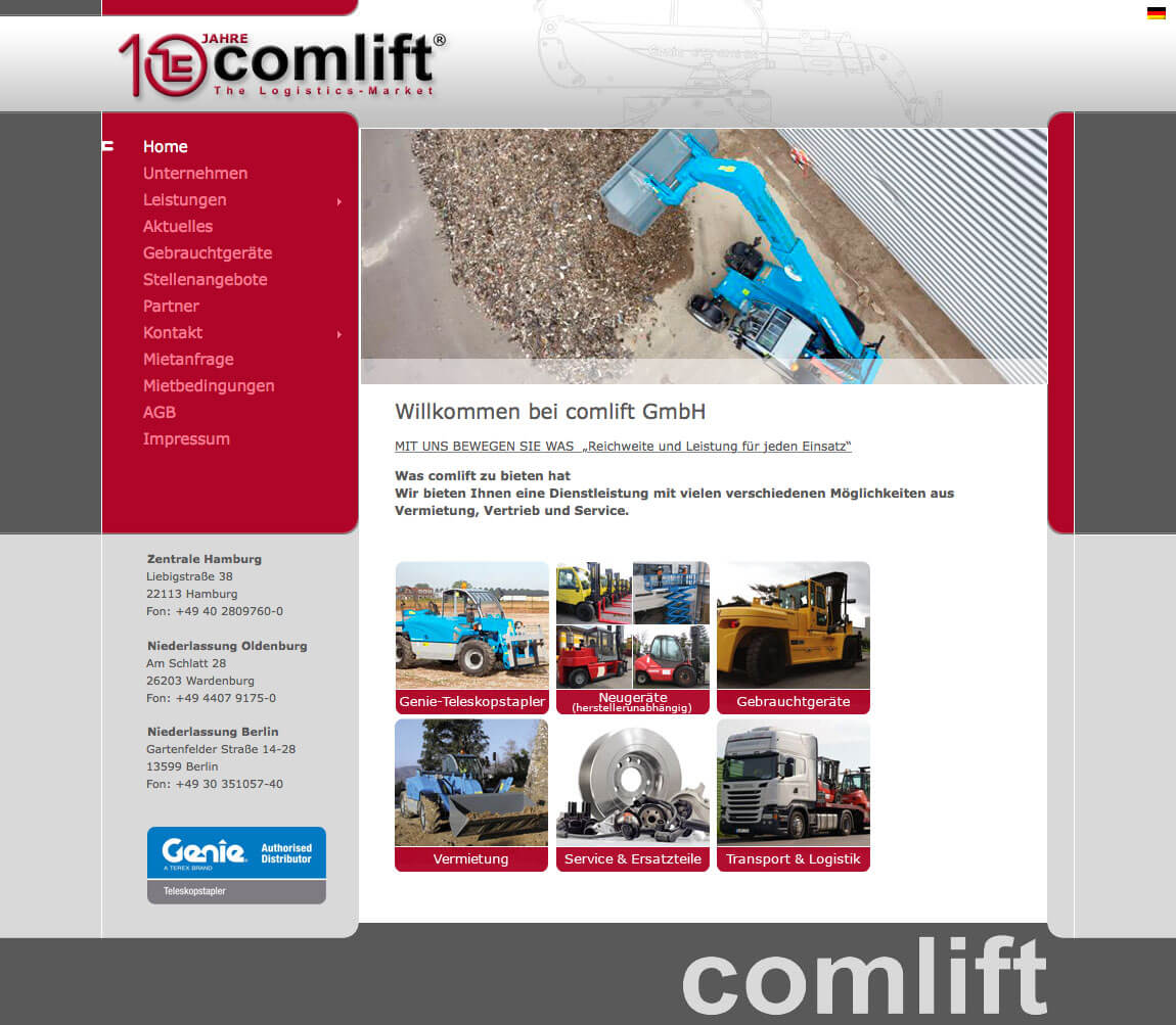 comlift