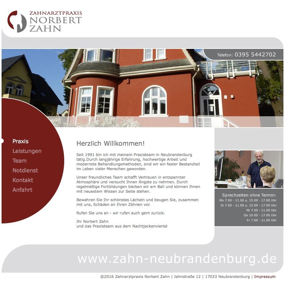 Zahnarztpraxis Norbert Zahn