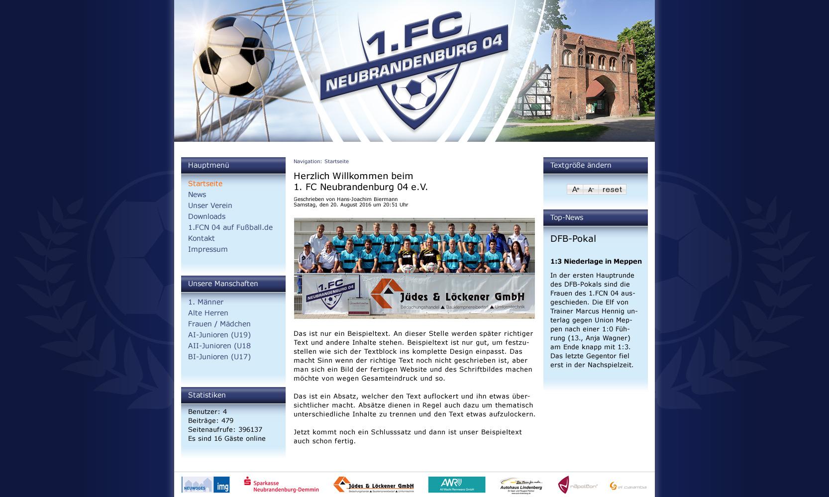 1.FC Neubrandenburg 04 e.V.